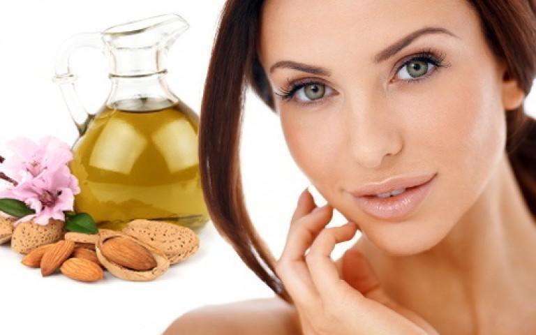 Применение миндального масла для лица