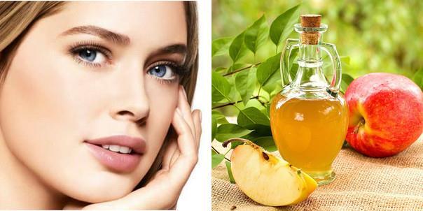 Полезные свойства яблочного уксуса для лица