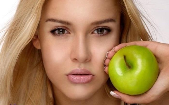 Влияние яблочный кислоты на кожу