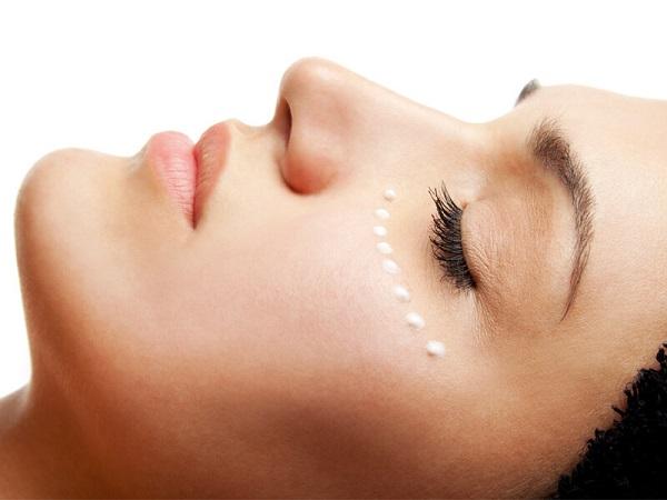 Эффективная маска для кожи вокруг глаз