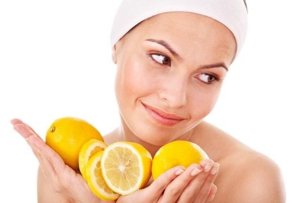 Приготовление лимонного лосьона