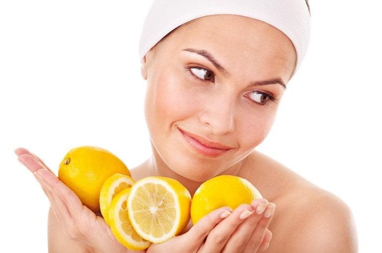 Лимон для кожи