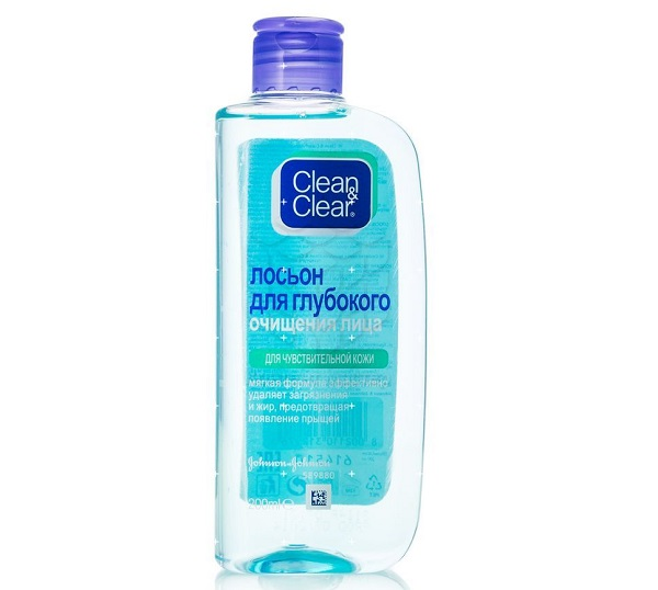 Лосьон Clean&Clear