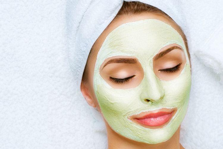 Успокаивающая маска для лица