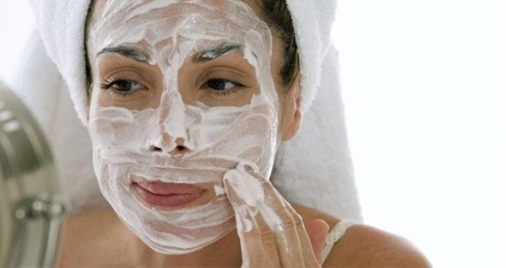 Правила нанесения маски на лицо