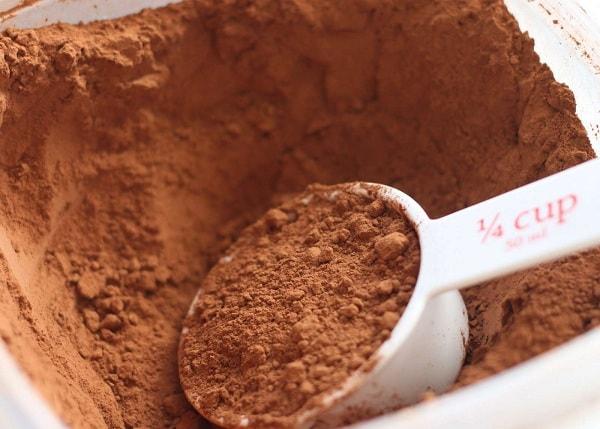Какао порошок для масок