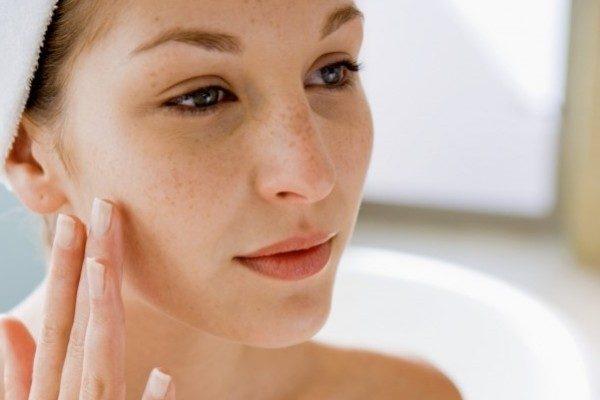 Польза лосьонов кожи лица