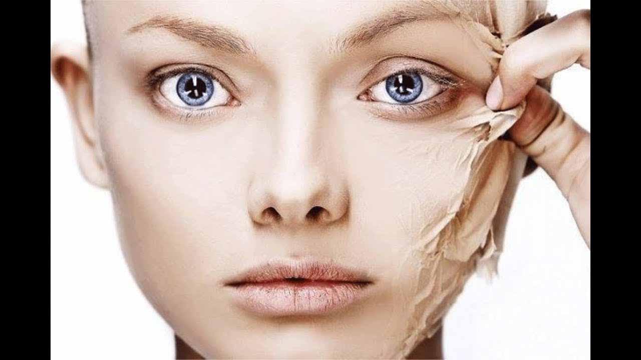 Морщины на лице