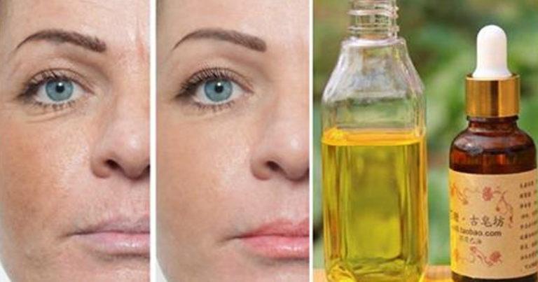 Касторовое масло для лица от морщин для красивых бровей и ресниц